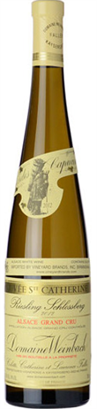 Domaine Weinbach Riesling Schlossberg Cuvee Ste Catherine